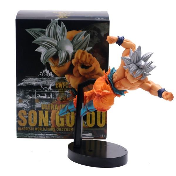 Mô Hình Son Goku Vô Cực - Ultra Instinct BWFC – Dragon Ball