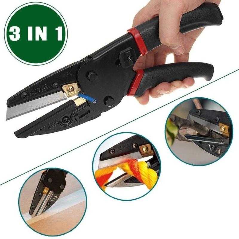 [ bảo hành 12 tháng] Kéo cắt đa năng cắt mọi thứ,cắt cành cây cắt kim loại,cắt gỗ,căt thép, cắt ống nhựa PVC, cắt dây điện,dây cáp