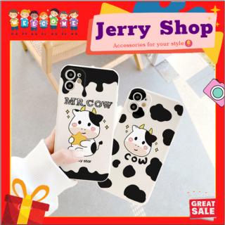 [FREESHIP đơn 50k] Ốp lưng iphone Mr Cow 6 6plus 6s 6splus 7 7plus 8 8plus x xr xs 11 12 pro max plus promax - JERRY SHOP thumbnail
