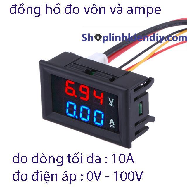 đồng hồ đo vol ampe - đồng hồ đo vol ampe