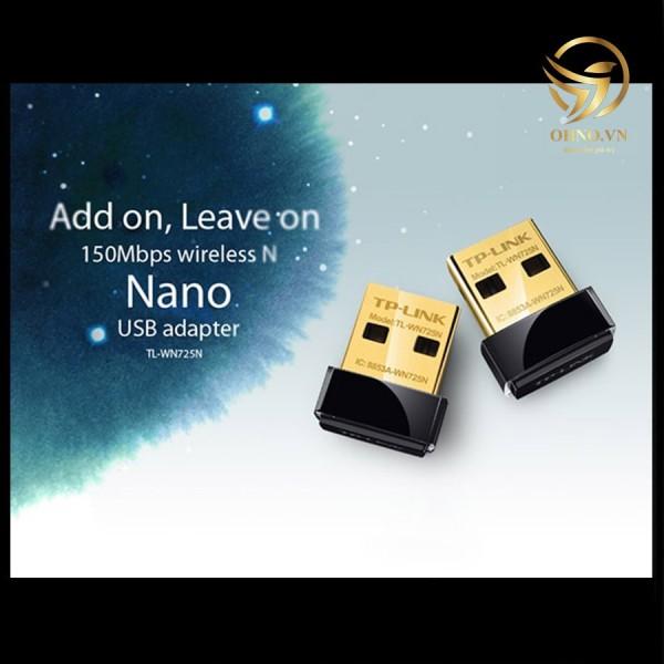 Bảng giá Bộ Chuyển Đổi Usb Thu Sóng Wifi Usb Wifi Tp Link Nano Ac600 Cao Cấp - Ohno Việt Nam Phong Vũ