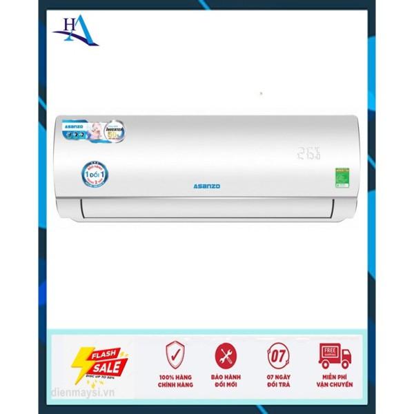 Bảng giá Máy lạnh Asanzo Inverter 1.0 HP K09N66 (Miễn phí giao tại HCM-ngoài tỉnh liên hệ shop)