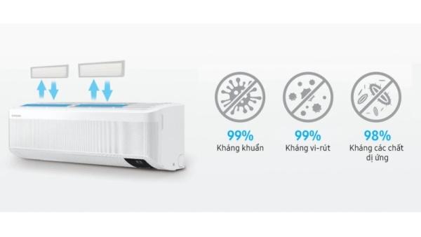 Bảng giá Máy lạnh Samsung AR10TYGCDWKN
