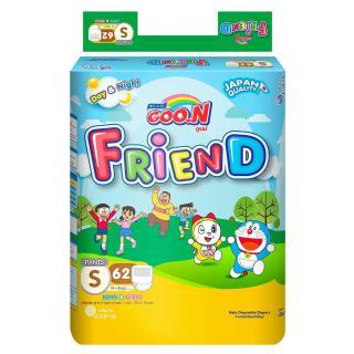 TÃ QUẦN GOON FRIEND SIZE S62- M58 - L48 -XL42 - XXL34 thumbnail