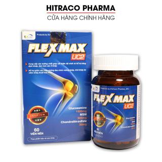 Viên xương khớp Glucosamine 1500mg Flexmax Hộp 60 viên - Giảm đau nhức mỏi xương khớp, giảm thoái hóa khớp, bổ xương khớp thumbnail