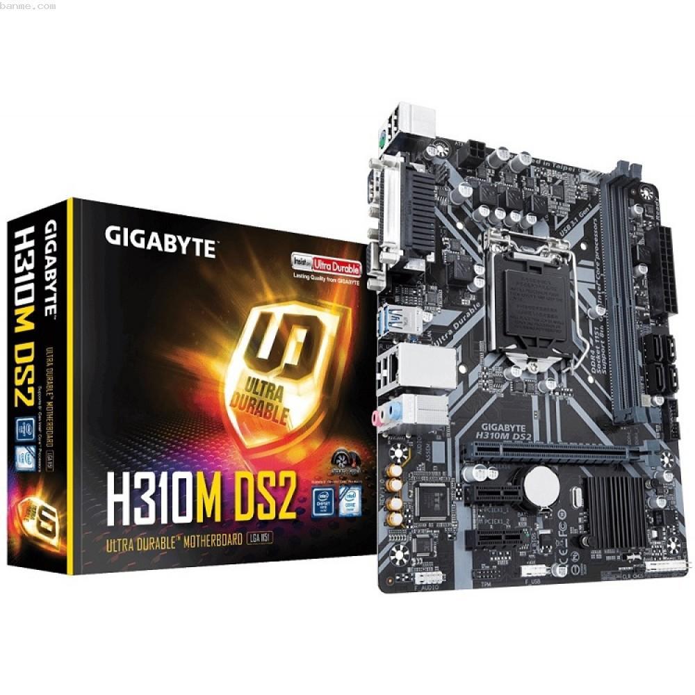 Giá Bo mạch chủ vi tính Gigabyte H310M-DS2
