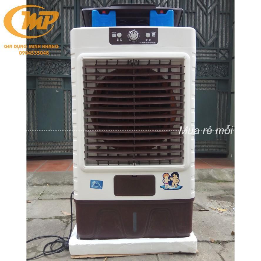 Quạt điều hòa quạt hơi nước YK JX6 200W 50 lít 8000m3 Bảo hành 24 tháng