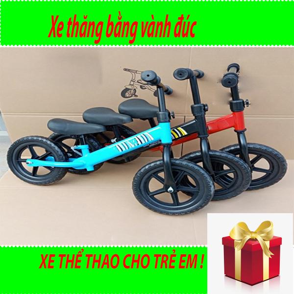 Mua Xe thăng bằng trẻ em vành đúc, xe thể thao trẻ em giúp bé vận động an toàn và thích thú