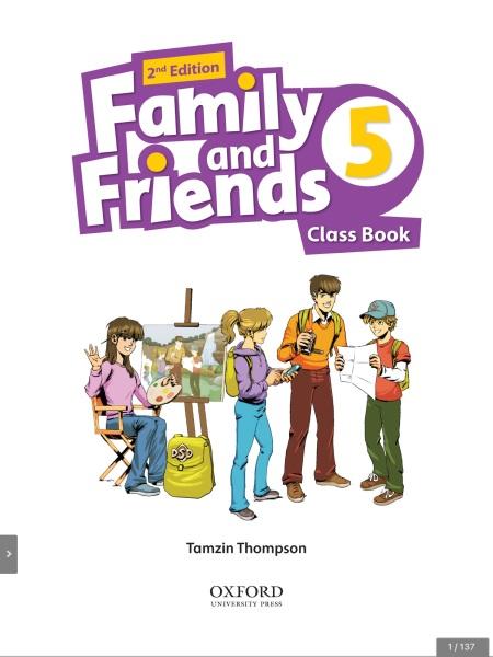Bảng giá Sách tương tác Family and Friends 5 class book và workbook Phong Vũ