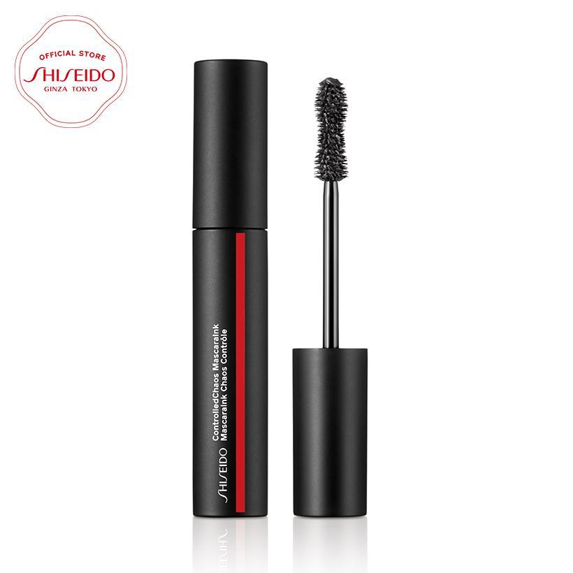 Mascara  Tạo độ Dày, độ Sắc Nét Shiseido ControlledChaos MascaraInk Bất Ngờ Ưu Đãi Giá