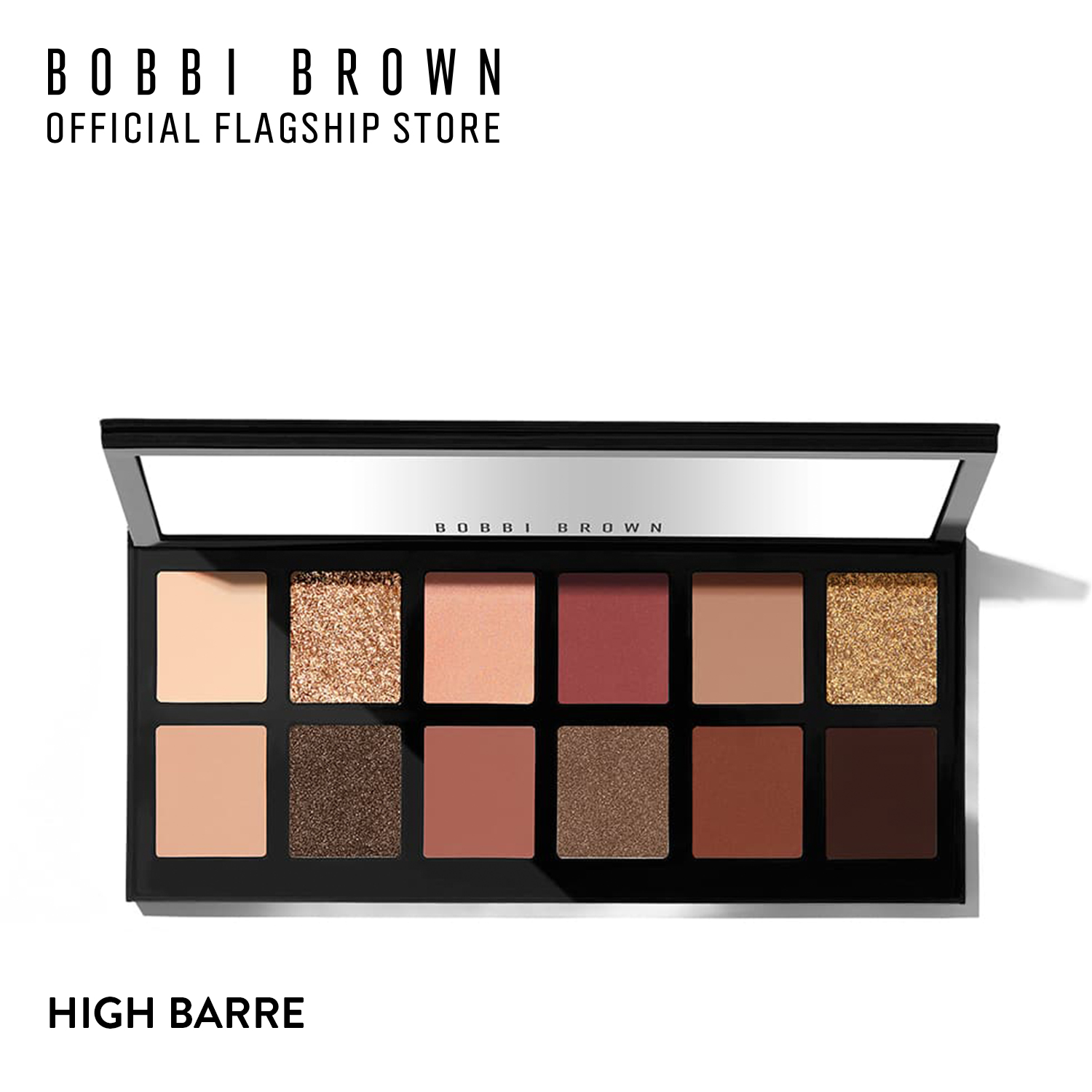 Bảng màu mắt Bobbi Brown High Barre Eye Shadow Palette