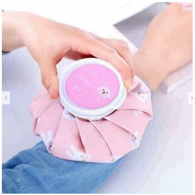 Túi chườm nóng lạnh hình cute siêu dễ thương