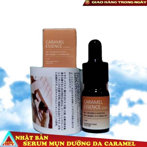 Serum caramel essence mụn thâm dưỡng trắng da Nhật Bản