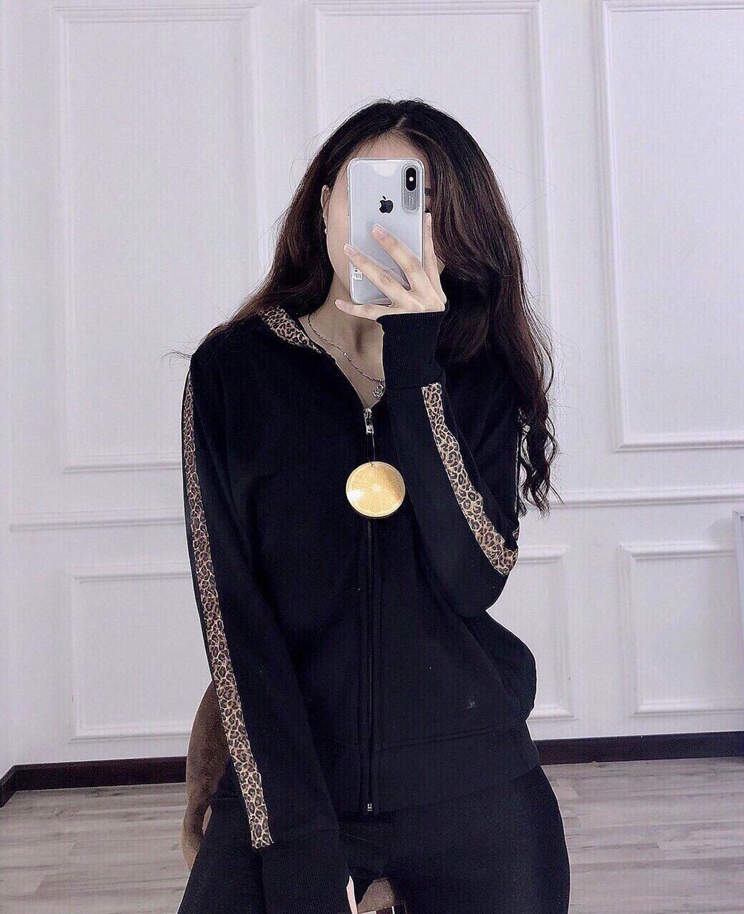 Áo khoác da cá tản nhiệt nữ cao cấp -TP