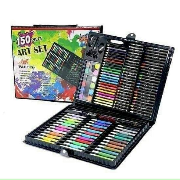 Mua Hộp bút màu 150 chi tiết cho bé