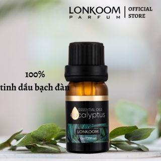 Tinh dầu LONKOOM Tinh dầu thiên nhiên 10ml bạch đàn Liệu pháp hương thơm Tăng cường dạ dày và thúc đẩy tiêu hóa Làm dịu thần kinh và giúp ngủ ngon thumbnail