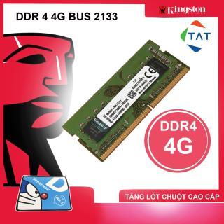 Ram Laptop 4GB Kingston DDR4 2133MHz 1.2V Sodimm PC4-2133 Dùng Cho MacBook Máy Tính Xách Tay Bảo Hành 12 Tháng 1 Đôi 1 thumbnail