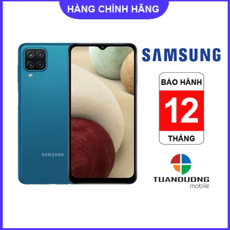 [Trả góp 0%]Điện thoại Samsung Galaxy A12 (4GB/128GB) Bảo Hành Chinh Hãng Hàng