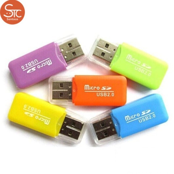 Bảng giá Đầu đọc thẻ nhớ SD thẻ nhớ điện thoại, sản phẩm tốt, cam kết như hình, độ bền cao, chất lượng ổn định Phong Vũ