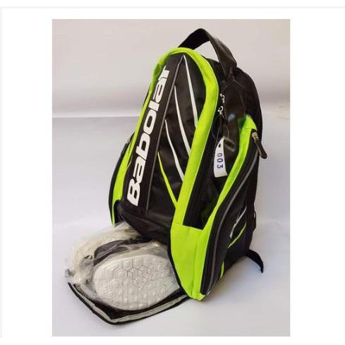 Balo Đựng Vợt Tennis Babolat, Wilson Hàng Chất Lượng - nhiều màu thumbnail