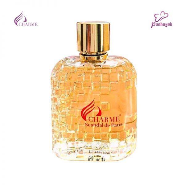 Nước hoa Charme Scandal de Paris 100ml mùi nữ