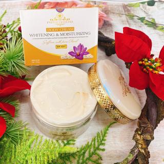 Kem Dưỡng Trắng Da Body Saffron Princie Diamond 200g tinh chất nhụy hoa nghệ tây - Nhập khẩu UAE thumbnail