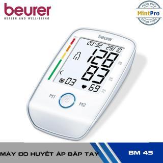 Máy Đo Huyết Áp Bắp Tay Không Có Adapter Beurer BM45 thumbnail