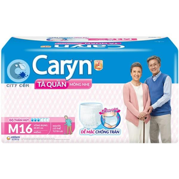 Tã quần người già Caryn M16 giá rẻ
