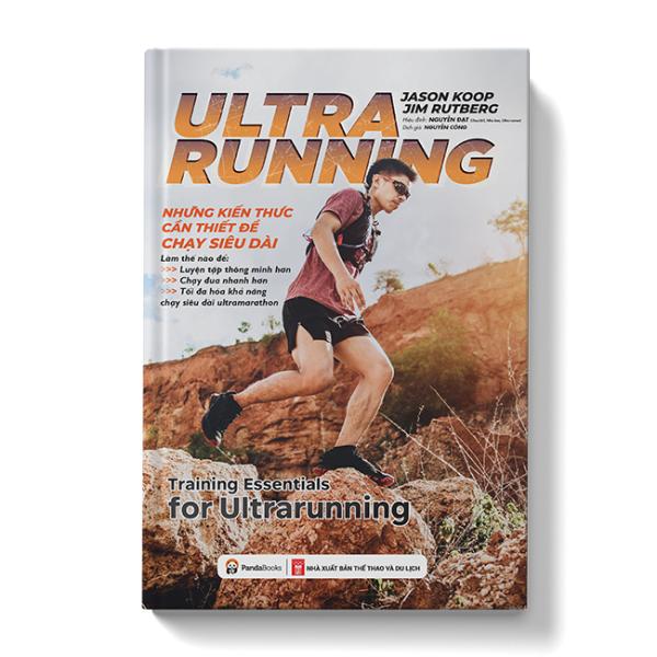 Mua Sách - ULTRARUNNING: Những kiến thức cần thiết để chạy siêu dài - Pandabooks - Sách chạy trail
