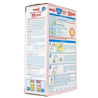 [ Nhập khẩu - Sale] Sữa Meiji số 1-3 tuổi 448gram ( dạng thanh ) - Date mới nhất ( Chuẩn Cty ) thumbnail