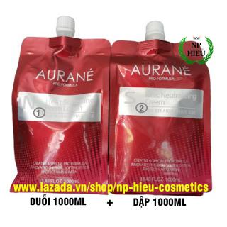 Thuốc Duỗi Tóc Aurané mùi hương nhẹ 1000ml thumbnail