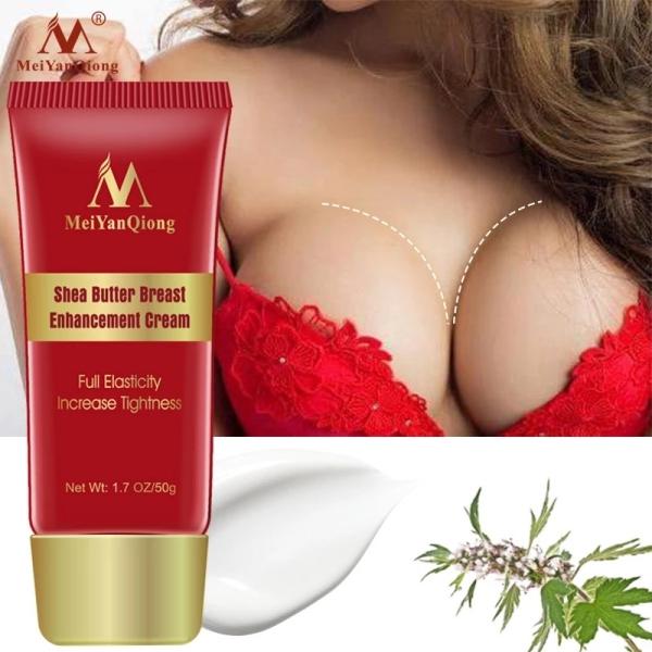 Meiyanqiong Kem nở ngực tự nhiên Bust Enhance Massage Body Treatment Cream 50g cao cấp