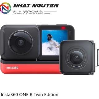 Insta360 ONE R Twin Edition - Bảo hành 12 tháng thumbnail