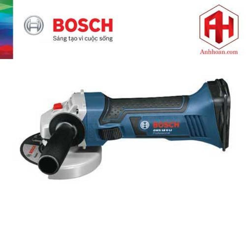 Máy mài góc dùng pin 115mm Bosch GWS 18V-LI