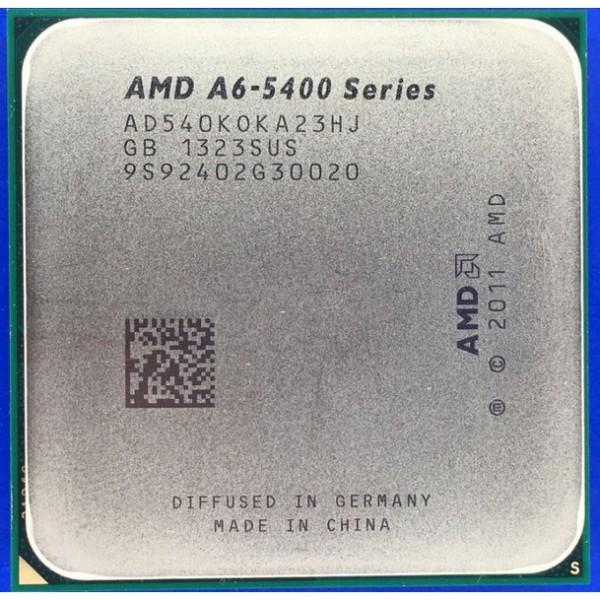 Giá CPU AMD A6 5400 DÀNH CHO GAME THỦ
