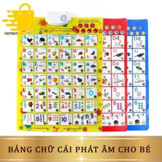 Bảng Chữ Cái Thông Minh Phát Âm Cho Bé, Phương pháp giáo dục trẻ thông minh sớm giúp trẻ ham thích khám phá thumbnail