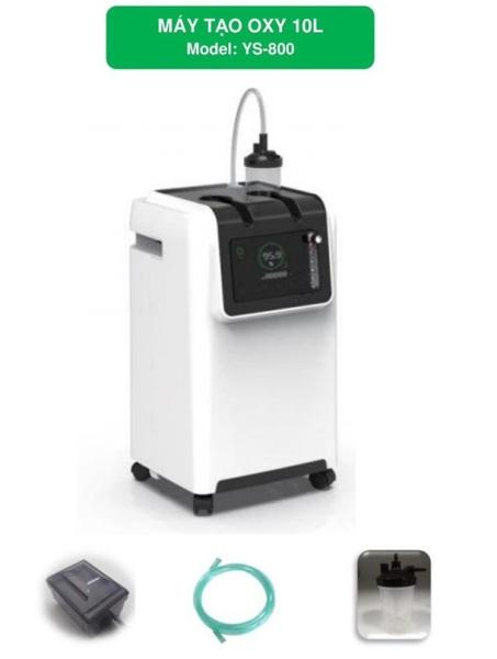 Máy Tạo Oxy 10 Lít (YS-800) bán chạy