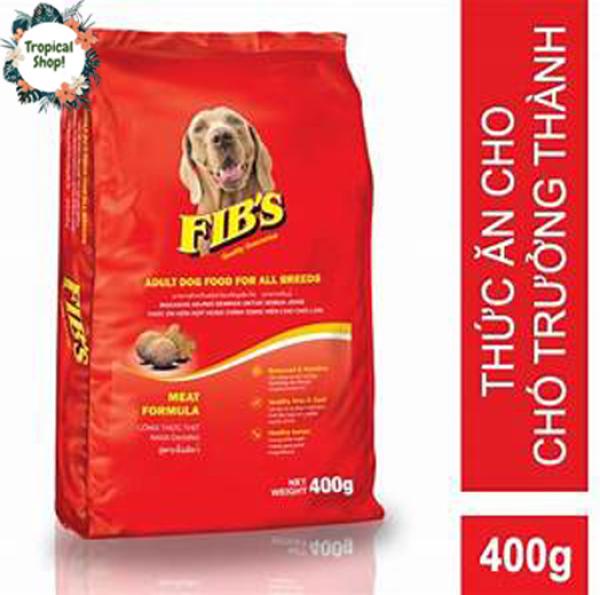 Thức ăn cho chó FIBs - Vị Thịt