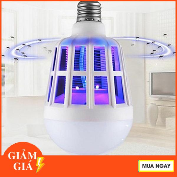 Đèn diệt muỗi thông minh thế hệ mới đa năng dụng cụ bắt muỗi máy bắt muỗi diệt côn trùng diệt sạch muỗi và không gây mùi khó chịu bảo hành 1 năm