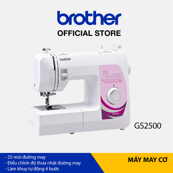 Máy may cơ Brother GS2500