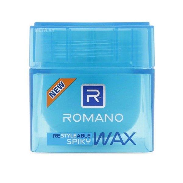 ROMANO_WAX VUỐT TÓC ROMANO XANH 68G giá rẻ