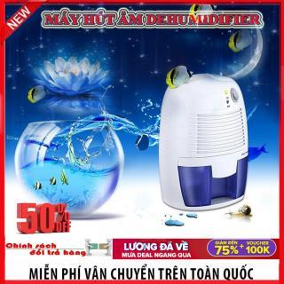 Máy hút ẩm mini Dehumidifier , máy hút ẩm mini công suất lớn, Hút ẩm lọc khí, Siêu tiết kiệm điện năng, Top 3 máy hút ẩm bán chạy trê thị trường thumbnail