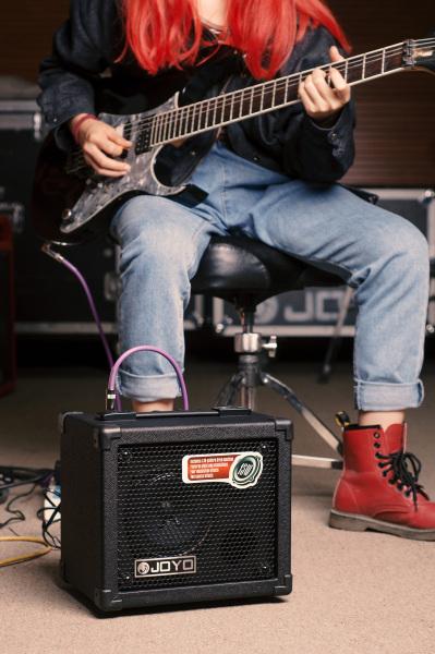 Joyo DC-15 Guitar Amplifier - Ampli Guitar Electric Joyo DC-15 - 15W - Loa Guitar Điện Joyo