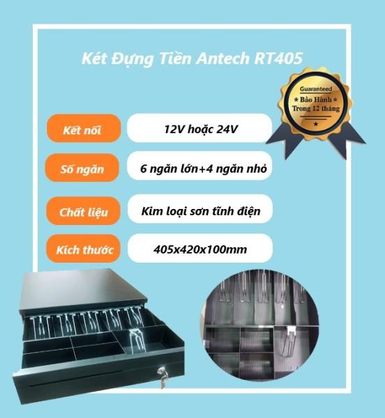 Két Đựng Tiền Antech RT405