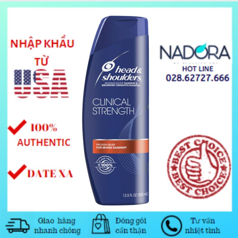 Dầu Gội Head & Shoulders Clinical Strength (400ml) giá rẻ
