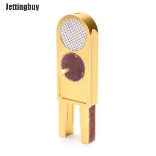 Jettingbuy YUAN Billiard Pool Snooker Bảng Cue Tip Scuffer Tông Đơ Shaper Tapper Burnisher thumbnail