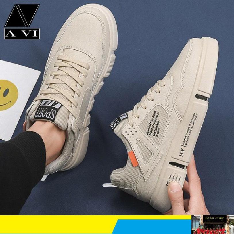 Giày nam, giày sneaker thể thao nam cao cấp mẫu mới nhất SP-295 giá rẻ