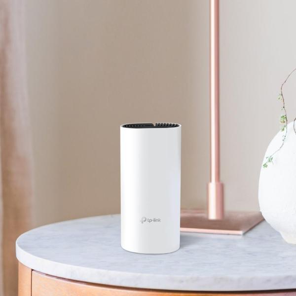 Bảng giá TP-Link Hệ thống Wi-Fi Mesh cho Gia đình AC1200 cho độ phủ wifi tuyệt vời - Deco M4 1pack - Hãng phân phối chính thức Phong Vũ