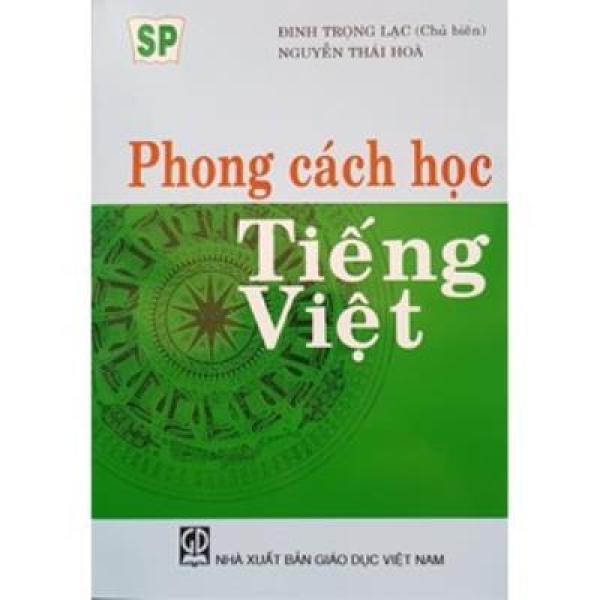 Sách - Phong Cách Học Tiếng Việt