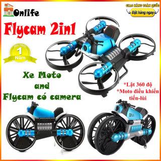 Flycam Camera- Flycam - Flycam mini giá rẻ - Flycam Drone Mini- Máy bay điều khiển từ xa có camera - Playcam giá rẻ - Plycam mini giá rẻ hơn- Flycam mavic pro, flycam l900 pro, flycam s167, flycam e59 thumbnail
